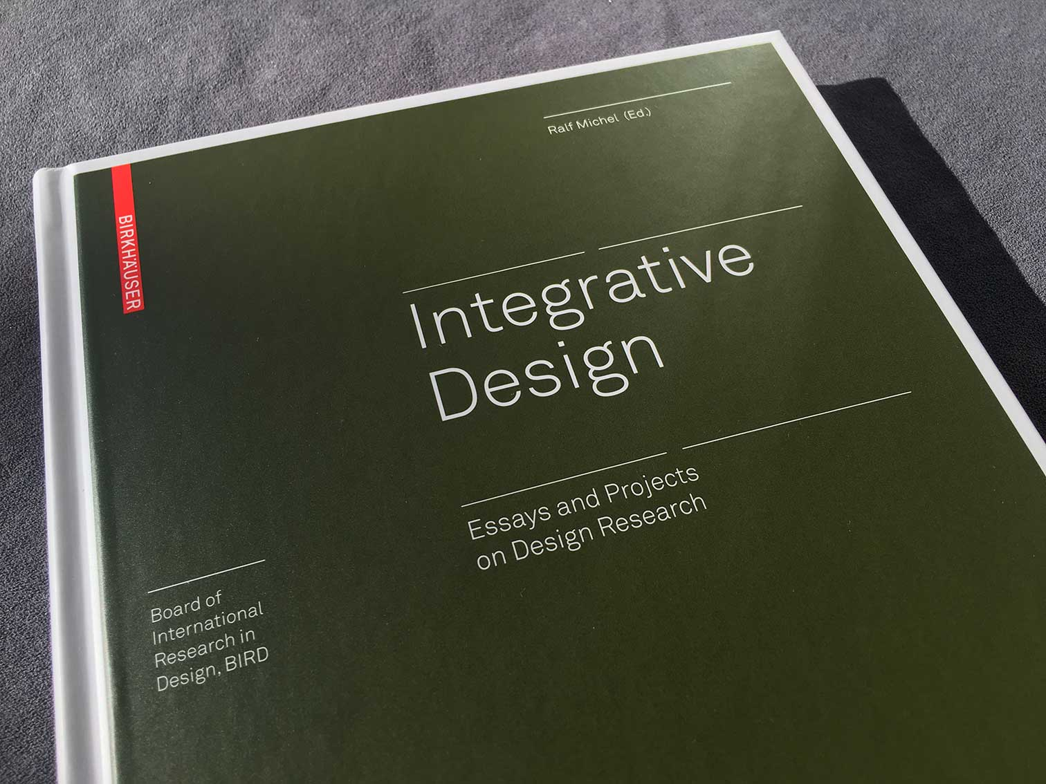 Book Release: Integrative Design