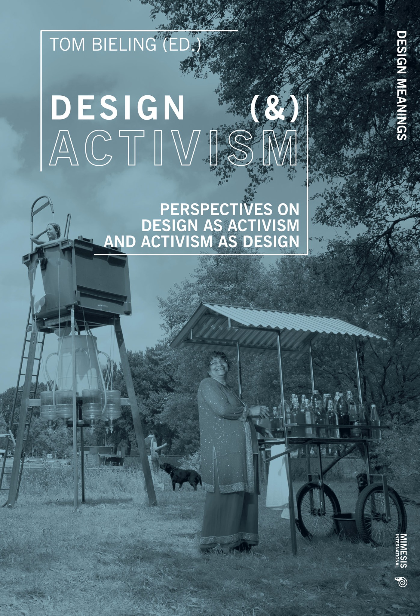 New Book: Design (&) Activism